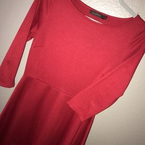 The Limited Red Dress - Size Small